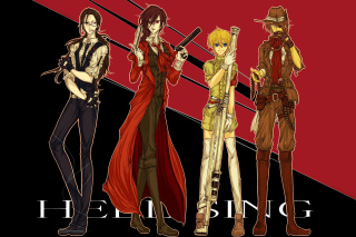 Hellsing Anime sfondi gratuiti per cellulari Android, iPhone, iPad e desktop