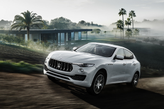 Maserati Levante Wallpaper for Android, iPhone and iPad