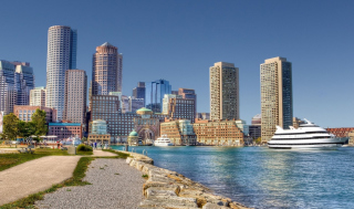 Boston Background for 1920x1080