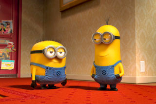 Animation Cartoon Despicable Me Picture for HTC One V