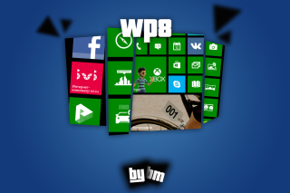 Wp8, Windows Phone 8 papel de parede para celular