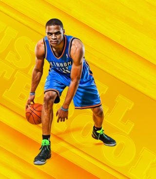 Free Basketball Player Picture for 128x160