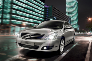 Nissan Teana Background for Android, iPhone and iPad
