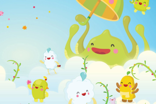 Free Magical World Picture for Android, iPhone and iPad