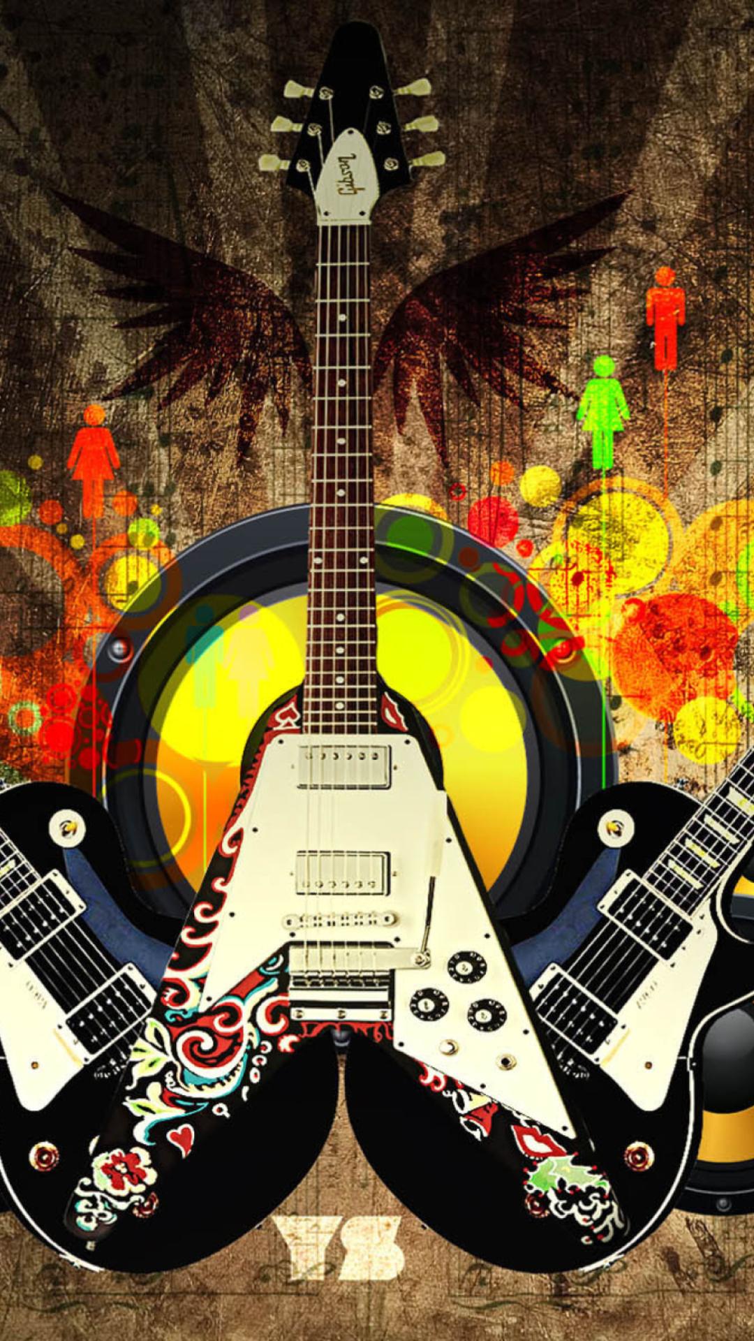 Картинки на телефон рок музыка