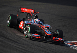 Jenson Button - Mclaren F1 sfondi gratuiti per cellulari Android, iPhone, iPad e desktop