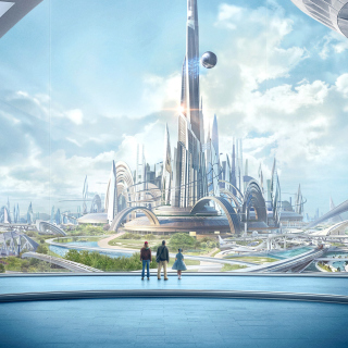 Tomorrowland Scientific Film sfondi gratuiti per iPad mini