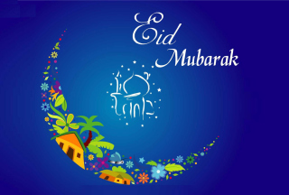 Eid Mubarak - Eid al-Adha Wallpaper for Android, iPhone and iPad