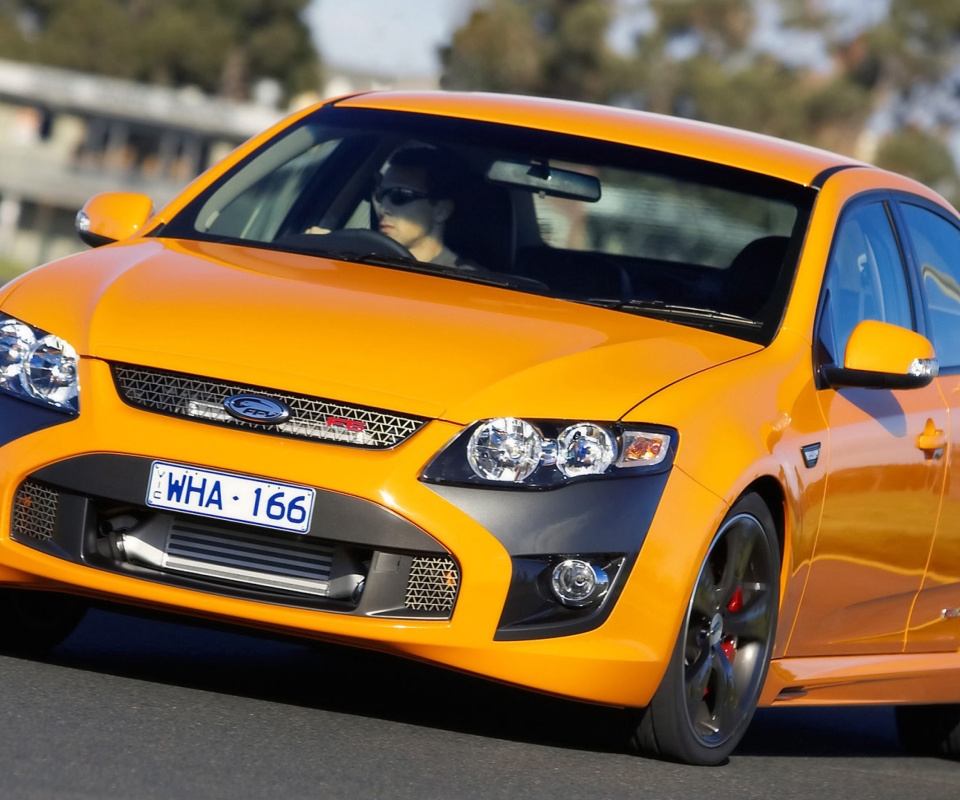 Screenshot №1 pro téma Ford Falcon XR6 Turbo 960x800