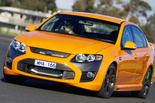 Ford Falcon XR6 Turbo Picture for Sony Xperia C3