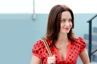 Emily Blunt Wallpaper for Android, iPhone and iPad