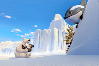 Norm Of The North HD Background for Android, iPhone and iPad