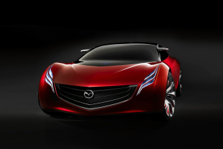 Mazda Ryuga Concept 2007 Wallpaper for Android, iPhone and iPad