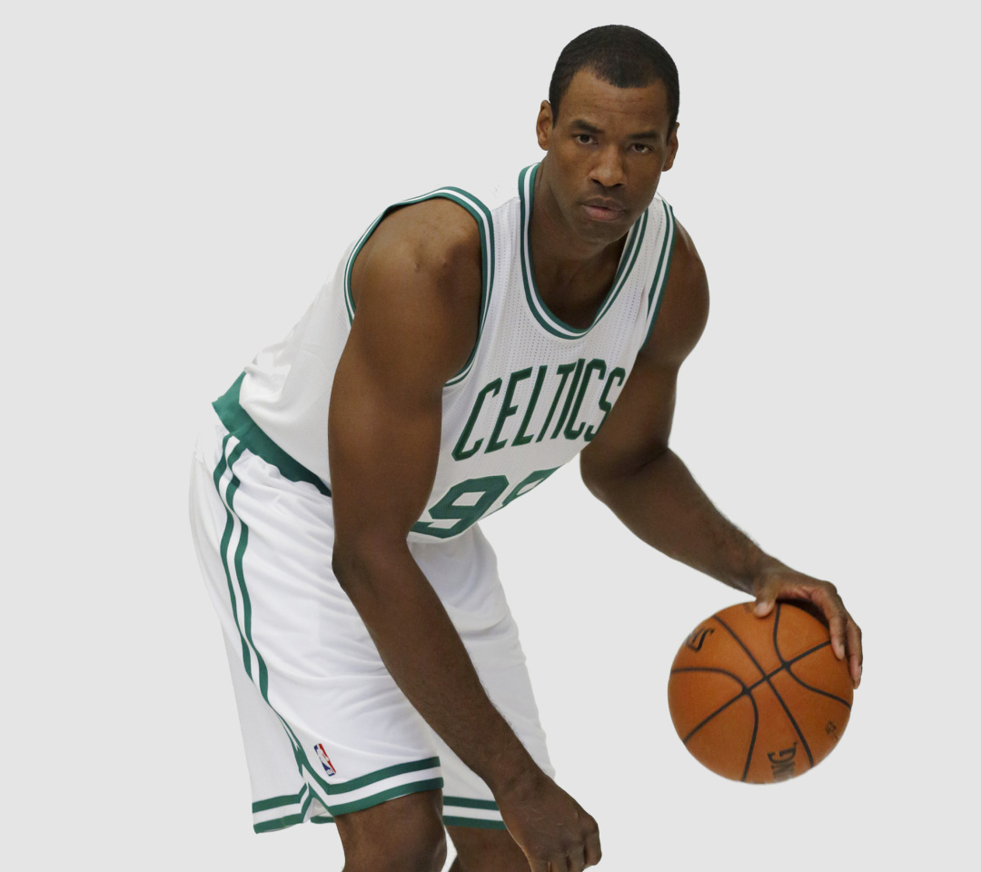 Screenshot №1 pro téma Jason Collins NBA Player in Boston Celtics 1080x960