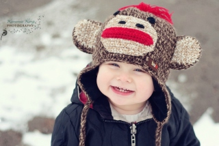 Cute Smiley Baby Boy Wallpaper for Android, iPhone and iPad