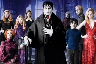 Dark Shadows Movie sfondi gratuiti per cellulari Android, iPhone, iPad e desktop