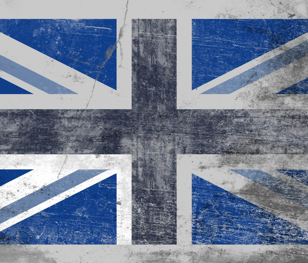 Screenshot №1 pro téma Flag of Great Britain 1200x1024