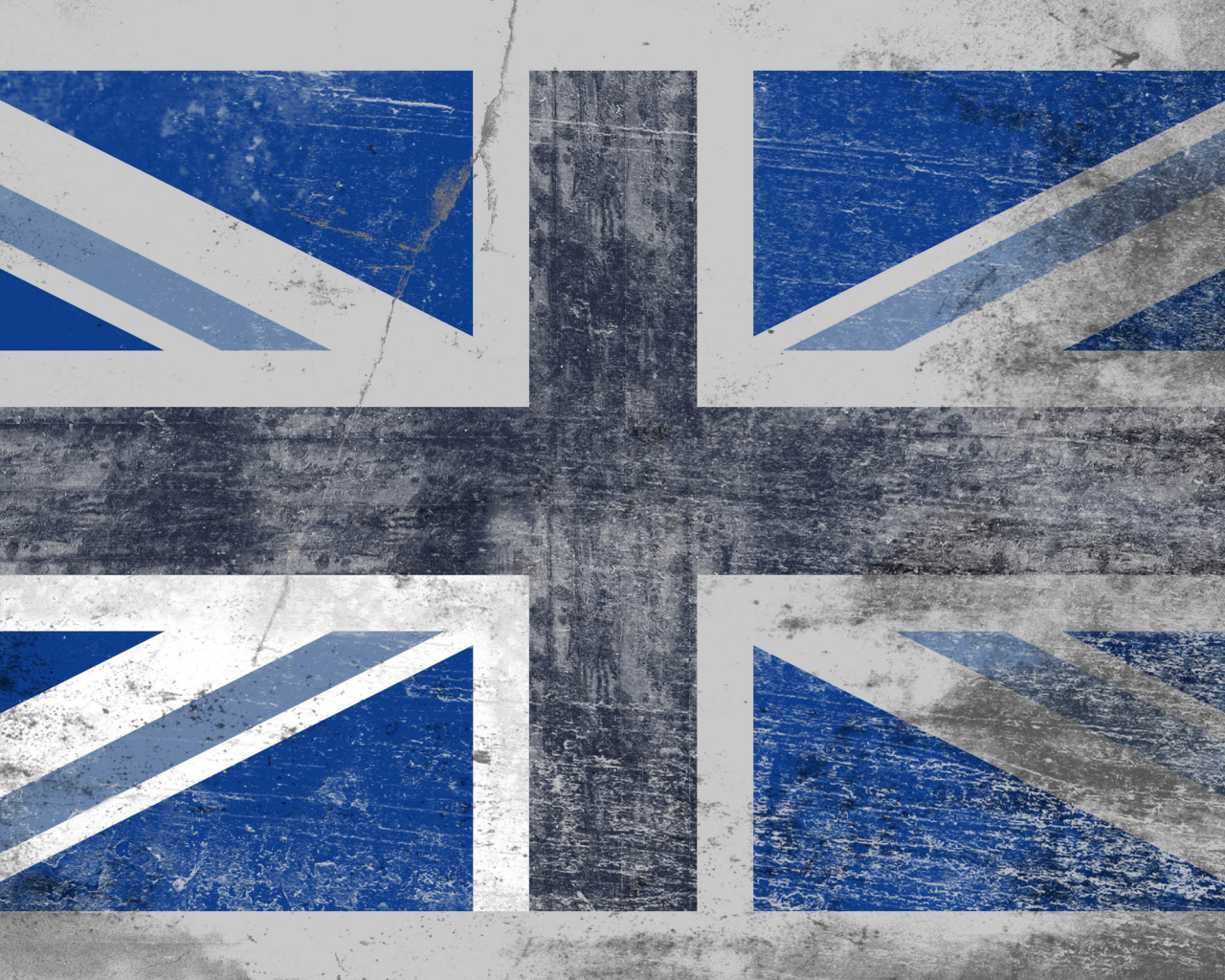 Screenshot №1 pro téma Flag of Great Britain 1280x1024
