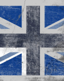 Screenshot №1 pro téma Flag of Great Britain 128x160