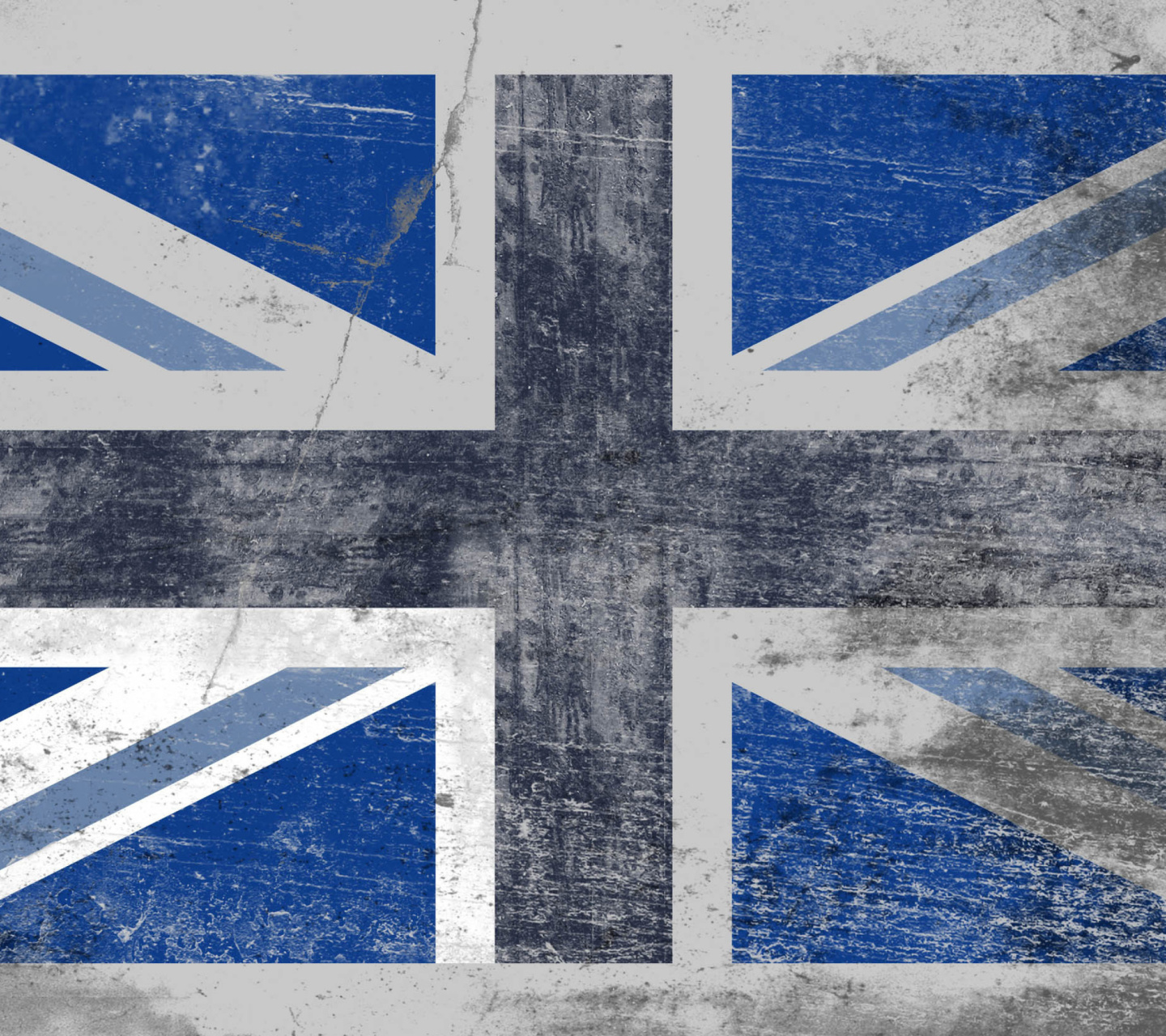 Screenshot №1 pro téma Flag of Great Britain 1440x1280