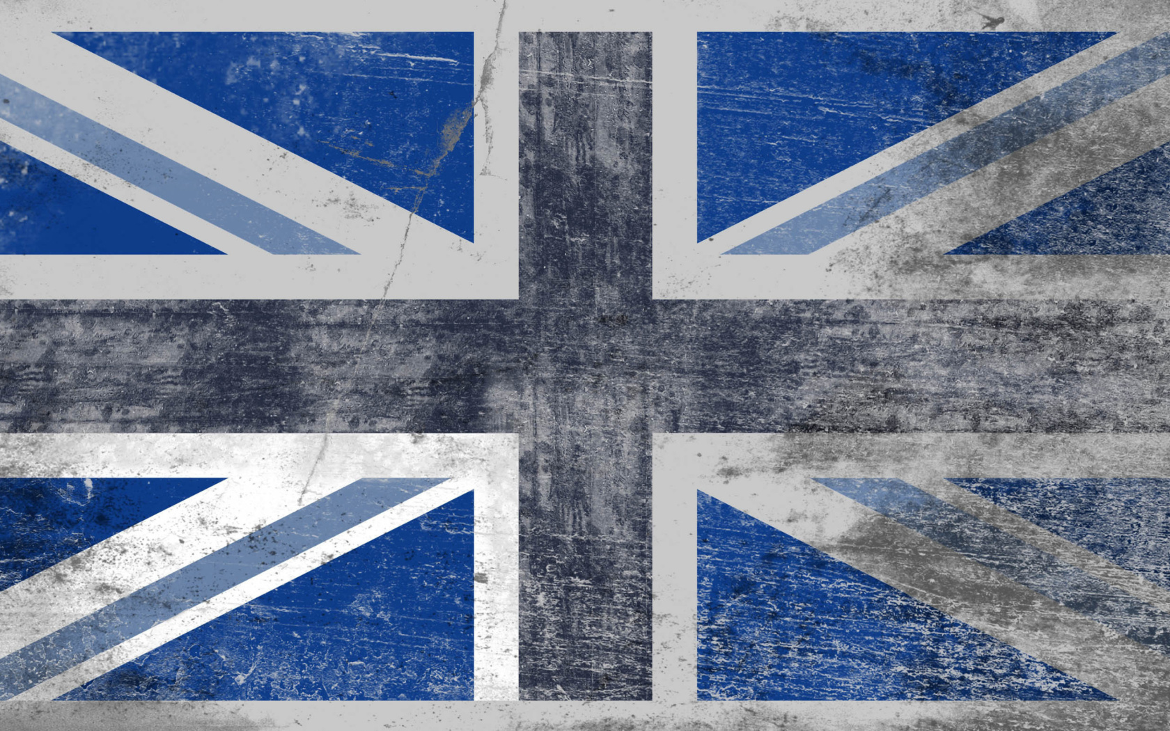 Screenshot №1 pro téma Flag of Great Britain 1680x1050