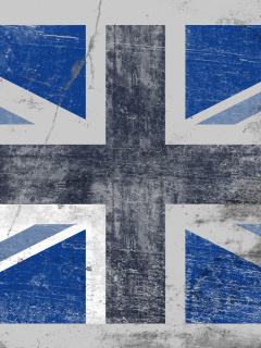 Screenshot №1 pro téma Flag of Great Britain 240x320