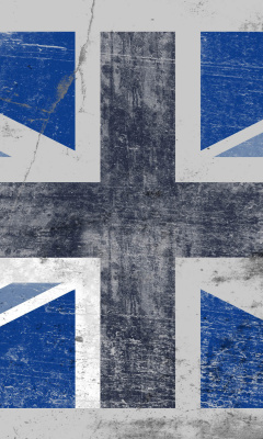 Screenshot №1 pro téma Flag of Great Britain 240x400