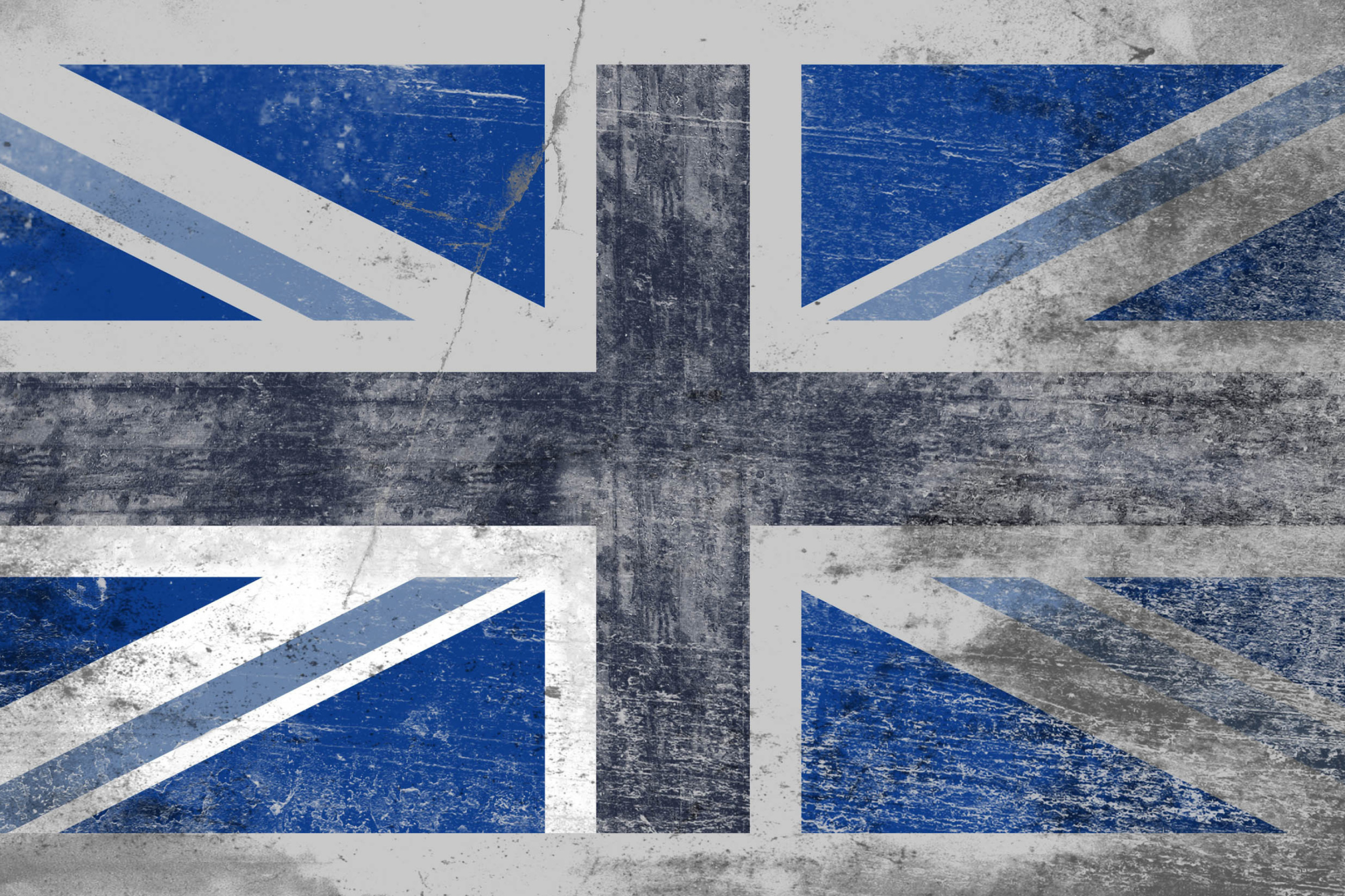 Screenshot №1 pro téma Flag of Great Britain 2880x1920