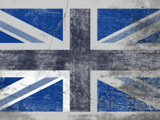 Screenshot №1 pro téma Flag of Great Britain 320x240