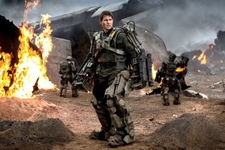 Edge Of Tomorrow With Tom Cruise Picture for Android, iPhone and iPad