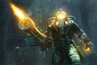 BioShock 2 Wallpaper for Android, iPhone and iPad