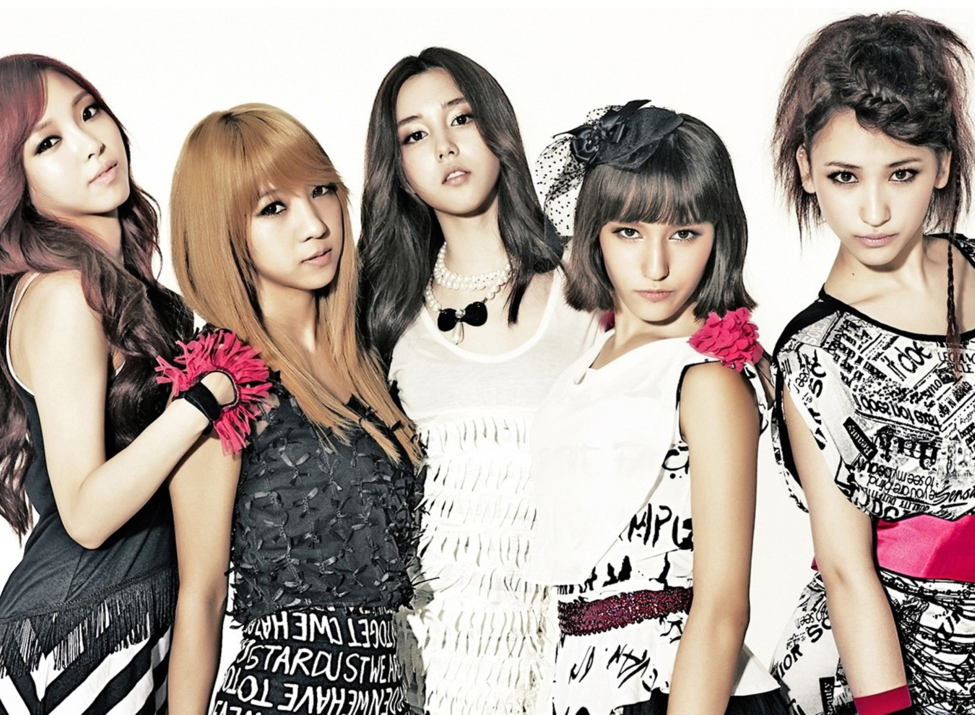 Screenshot №1 pro téma Women K-Pop 1920x1408
