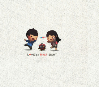 Free Love At First Sight Picture for LG KP105