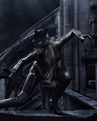Catwoman DC Comics Wallpaper for Nokia C1-01