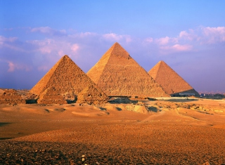 Nubian Pyramids Picture for Android, iPhone and iPad