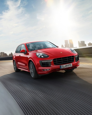 Porsche Cayenne GTS Picture for Nokia C1-01