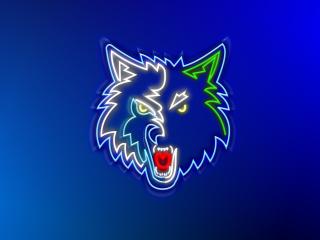 Minnesota Timberwolves para Nokia Asha 201