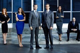 Suits TV Series Picture for Android, iPhone and iPad