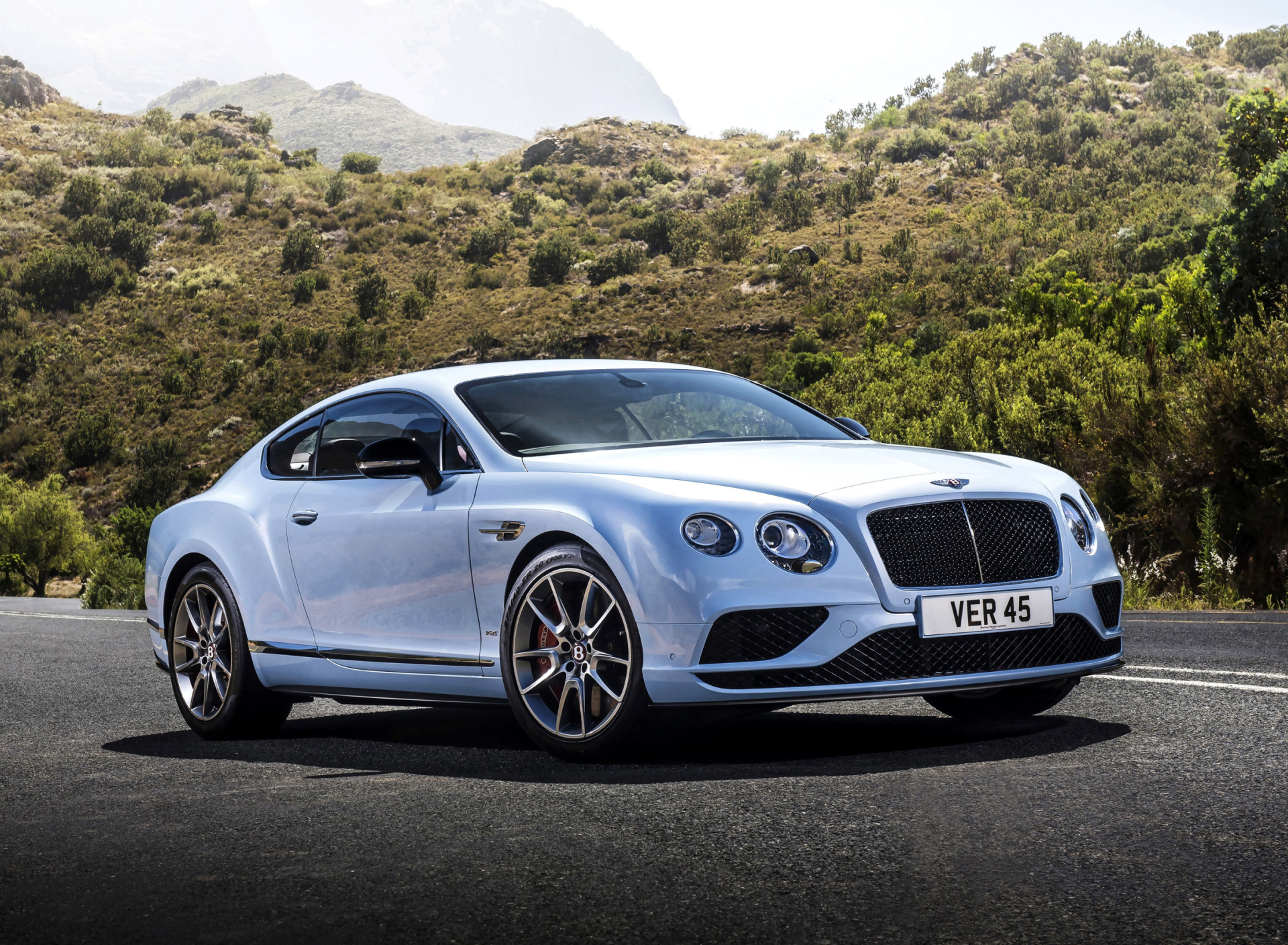 Screenshot №1 pro téma Bentley Continental GT 1920x1408