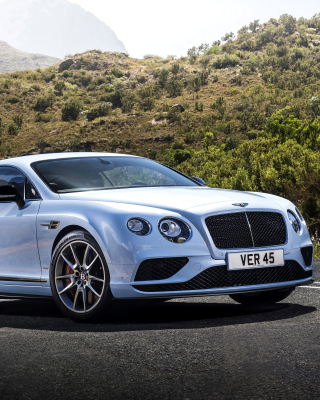 Bentley Continental GT Wallpaper for Nokia C6-01
