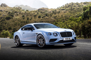 Free Bentley Continental GT Picture for Android, iPhone and iPad