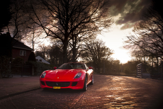 Ferrari 599 Picture for Android, iPhone and iPad