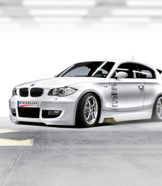 BMW 1 Series Background for 640x1136