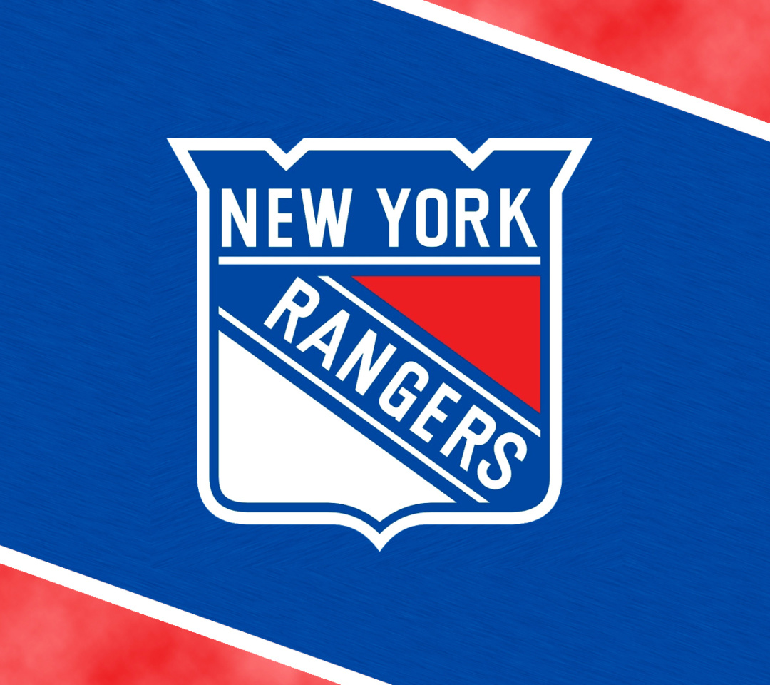 Screenshot №1 pro téma New York Rangers Logo 1080x960