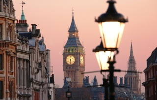 Beautiful London's Big Ben Picture for Android, iPhone and iPad