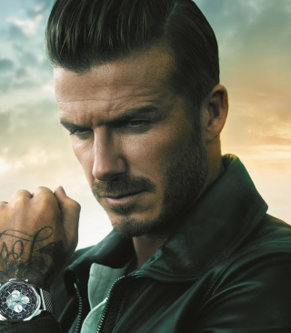 David Beckham, Paris Saint-Germain sfondi gratuiti per iPhone 4S