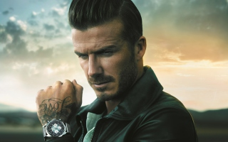 Обои David Beckham, Paris Saint-Germain на 960x800