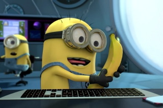 Free I Love Bananas Picture for Android, iPhone and iPad