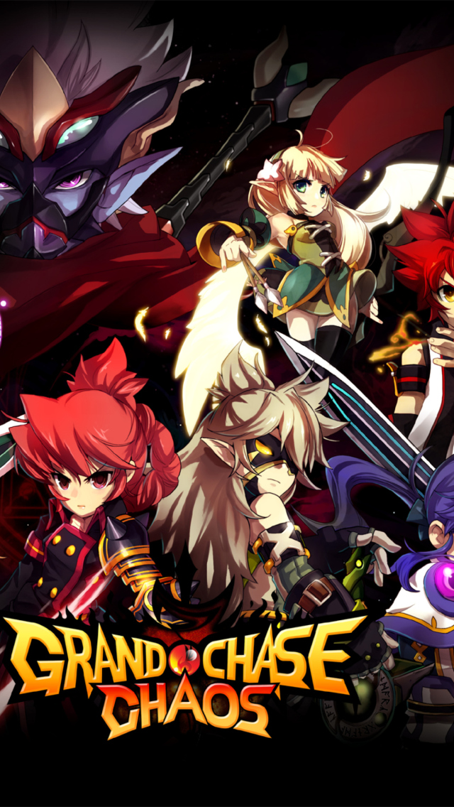 Das Grand Chase Wallpaper 640x1136