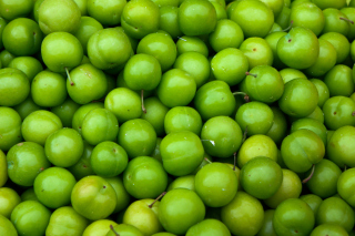 Green Apples Picture for Android, iPhone and iPad